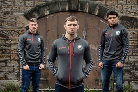 New selection selling well - Wigan Warriors
