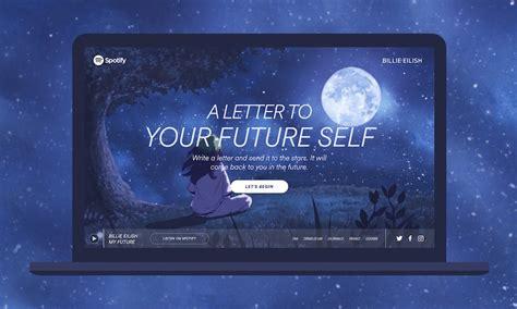 Billie Eilish Launches Interactive Site Around 'My Future ...