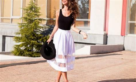 Midi Skirts Are All Over Pinterest Trendy Petite