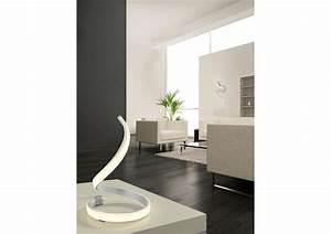 Lampe à Poser Design : lampe poser design nur ampoule led deco mantra boite design ~ Teatrodelosmanantiales.com Idées de Décoration