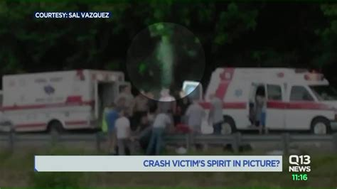 Photo Of Fatal Wreck Goes Viral After People Claim To See
