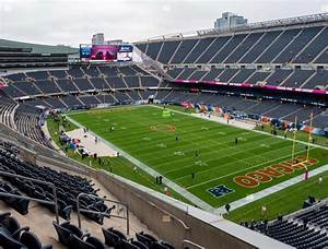 Soldier Field Section 301 Seat Views Seatgeek