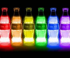 1000 images about Rainbow coke on Pinterest