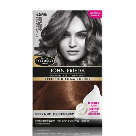 freida hair color frieda precision foam colour salon blends feelunique