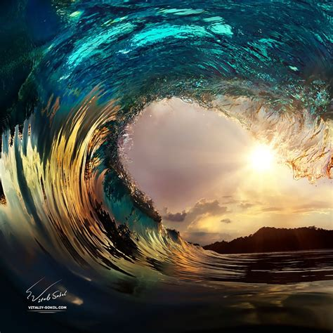 20 Majestic Wave Photos That Capture The Beauty Of