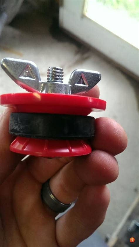 homemade lock  ride anchors polaris ranger accessories