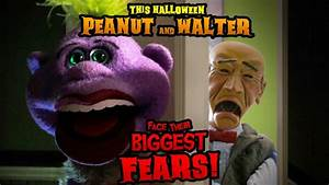 This HALLOWEEN, Peanut and Walter face their biggest fears ...