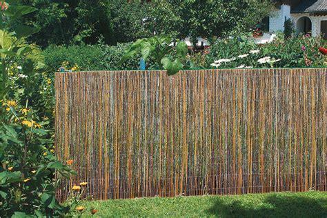 Sichtschutz Garten Coop by Sichtschutzmatte Weide 180x130cm Kaufen Bei Coop Bau Hobby