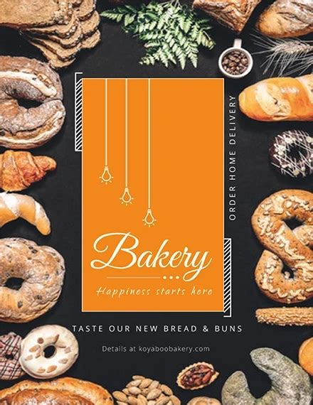 bake sale flyer templates ms word publisher