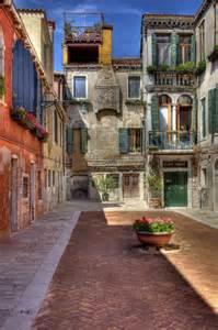 Beautiful Venice Italy Alley