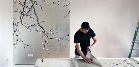 Wallpaper Hanging Specialists London & Surrey Hamiltons