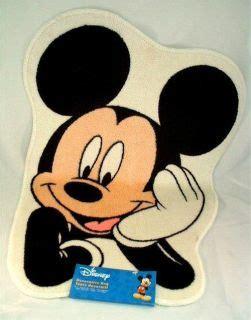 mickey mouse bath mat walt disney character fold a way play world w box