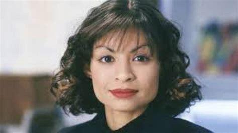 er actress shot dead  police  california newshub