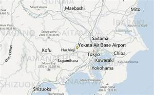 Yokota Air Base Airport Weather Station Record ...