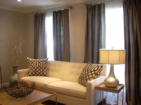 beige living room with brown curtains jpg 500 215 375