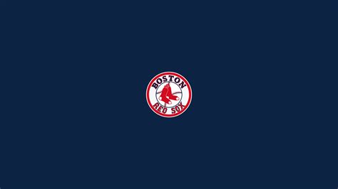 Boston Red Sox Backgrounds Boston Red Sox Logo Wallpapers Wallpaper Cave
