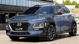 Hyundai Plans To Release A Sports Version Of The Kona N