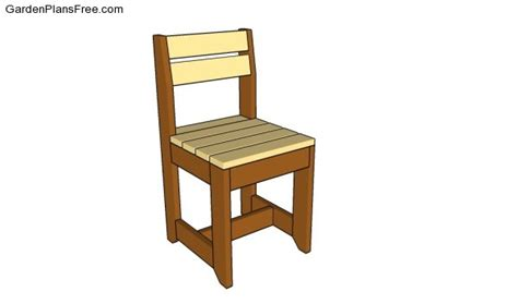 kids chair plans  garden plans   build garden