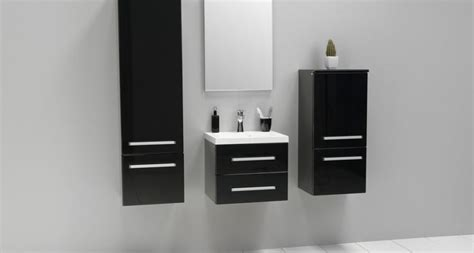Modern Bathroom Wall Cabinet by Simple Black Bathroom Cabinets And Storage Units Placement