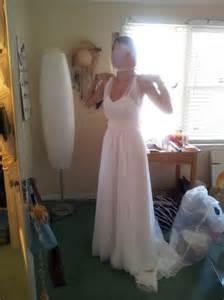wedding dress chiffon my dress weddingbee