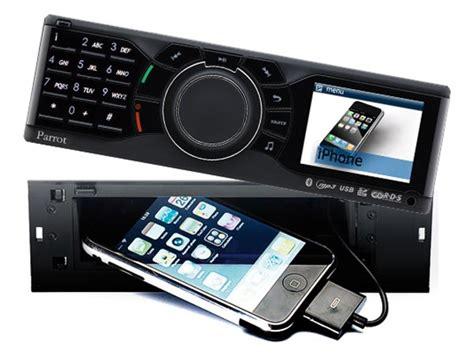 iphone car radio parrot rki8400 iphone car stereo