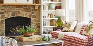 Farmhouse Living Room Ideas Pinterest Modern Country Style ...