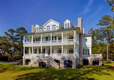 traditional lowcountry home designed by christopher