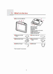 Tomtom One Xl Schematics And User Guide Service Manual