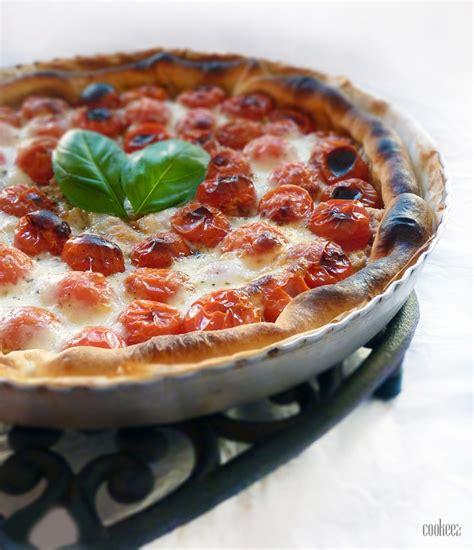 tarte au thon pate brisee cookeez tarte au thon et 224 la tomate
