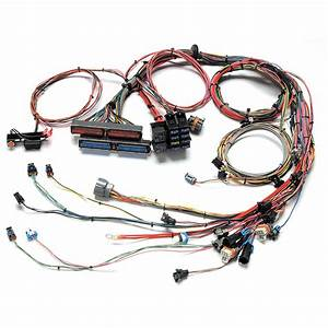 New From Summit Racing Equipment  Painless Performance Fuel Injection Harnesses