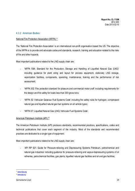 DNV GL emsa report on LNG bunkering
