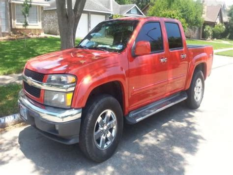 Sell Used Chevrolet Colorado Z-71 Crew Cab Lt In Rockwall