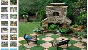 Ideen Zur Gartengestaltung : gartengestaltung ideen youtube ~ Buech-reservation.com Haus und Dekorationen