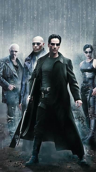 Matrix 1999 Movie Phone Moviemania Wallpapers Film
