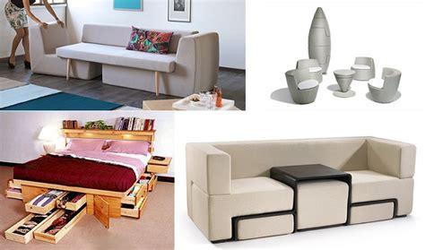 +15 Space Saving Furniture Ideas