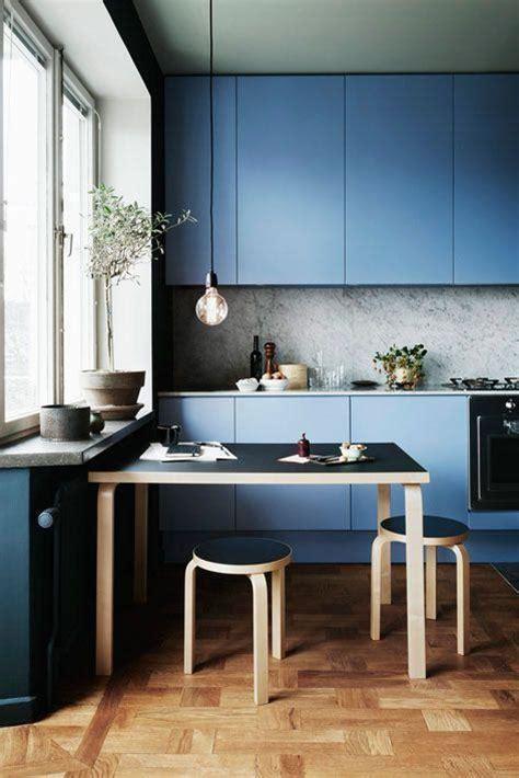 modern kitchen color ideas cozinha azul 70 inspira 231 245 es de decora 231 227 o a cor 7671