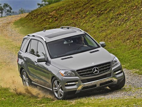 Driven car reviews with tom voelk. Mercedes-Benz M-Class (2012) ML350 4MATIC   Wallpaper #92