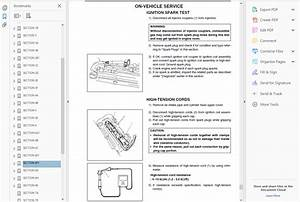 Official Workshop Service Repair Manual For Suzuki Ignis