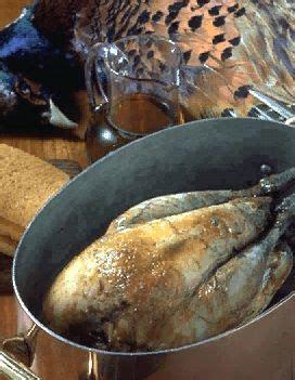 recette de cuisine filet de faisan faisan en cocotte pour 6 personnes recettes à table
