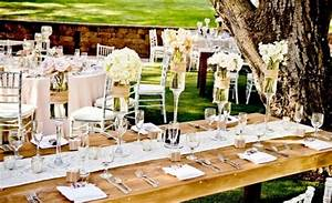 Deco Mariage Vintage : 75 id es d co de mariage pour une atmosph re romantique ~ Farleysfitness.com Idées de Décoration