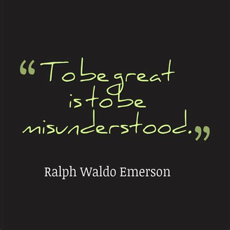 Self Reliance Ralph Waldo Emerson Quotes