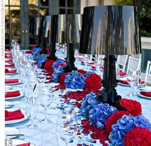20 best images about red white blue wedding on pinterest