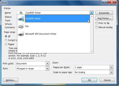 cutepdf     converter   writer wml cloud