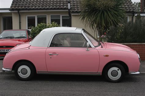Saying Goodbye to my Pink Nissan Figaro | rightfromthestart