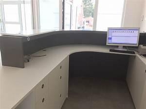Ralisation D39un Comptoir Pour Un Cabinet Dentaire Mt Design