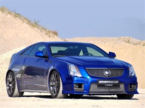 Cadillac Cts Blue by Geiger Cadillac Cts V Coupe Blue Brute