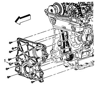2005 Gmc Engine Diagram by My 2002 Gmc Envoy 4 2l Is Leaking From The Bottom