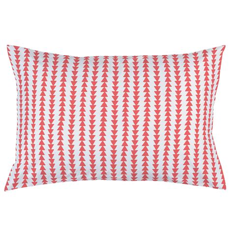 coral pillow cases coral arrow stripe pillow carousel designs