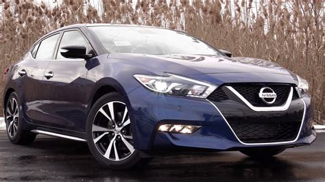 nissan maxima review youtube