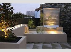 Outdoor Decor Landscaping Rumah Minimalis